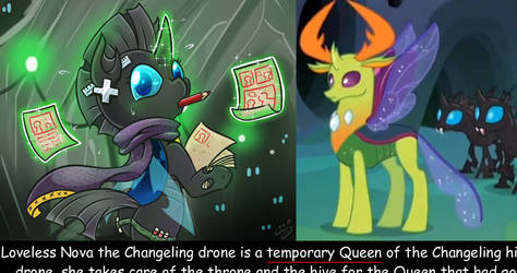 MLP - Replacement Found