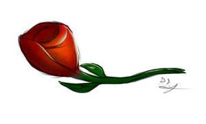 Rose colored. by RandomRyven