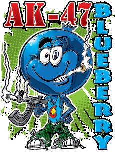 AK47 Blueberry by grfxjams
