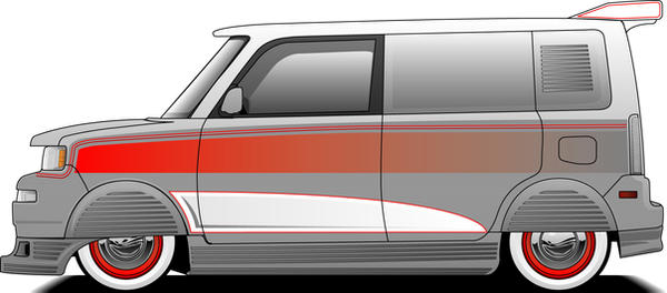 Scion Express by grfxjams