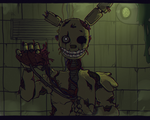 Five nights at freddy's ( Springtrap )