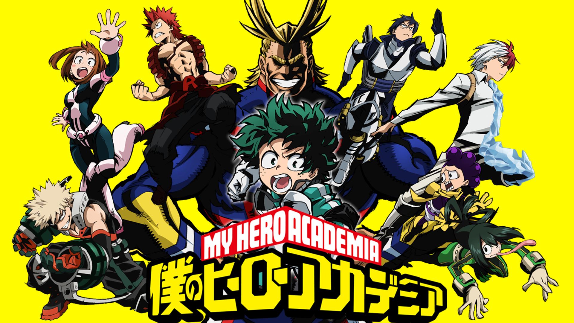 My Hero Academia Wallpaper By Animecitationsquotes On Deviantart