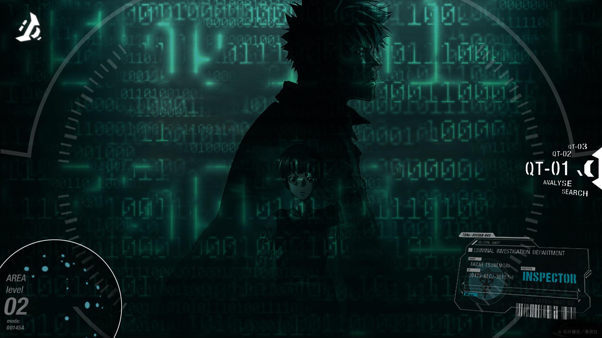 Psycho Pass Wallpaper By Animecitationsquotes On Deviantart
