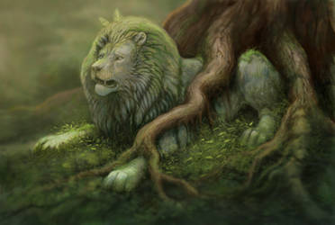 The Moss King