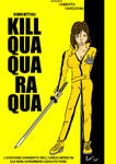 Kill Bill Poster Parody