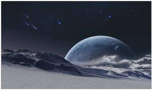 Frozen in Space