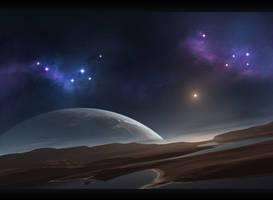 Distant Lands by TidalStorm