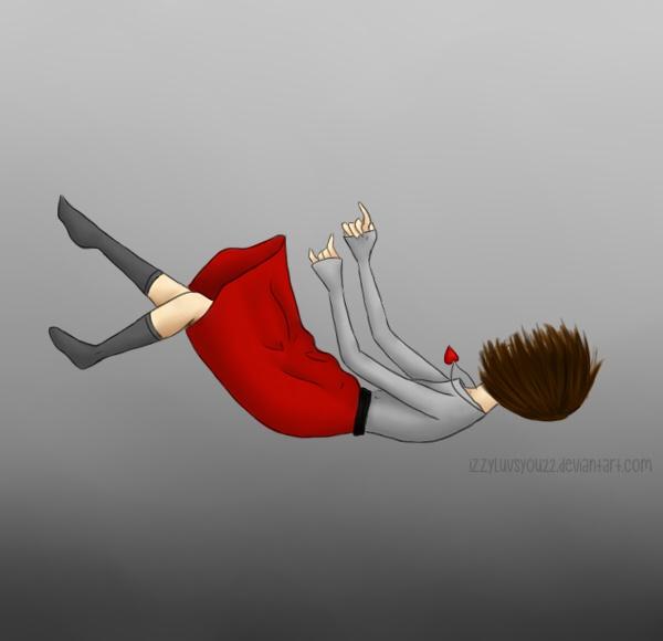 Falling by IzzyLuvsYou22