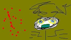 roar, i'm a green mouth guy. by burningprose