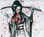 the lady snowblood - WIP