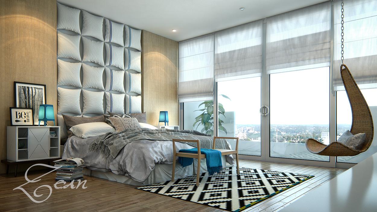 Sumatra.Bedroom