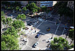 Vida ciudadana en Barcelona by Simounet