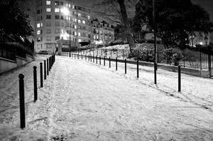 Snowy Night 4