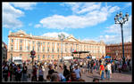 Music's day at the Capitolium by Simounet
