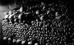 Catacombs of Paris by Simounet