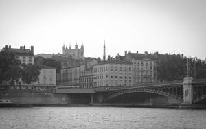 Old frame from Lyon by Simounet