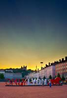 Only Lyon by Simounet
