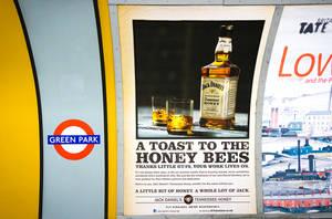 Underground ads