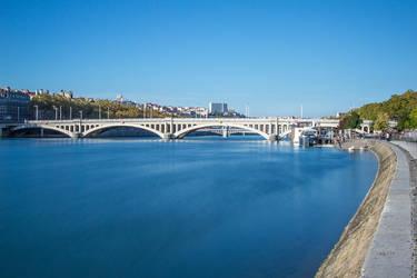 Lyon's Bridge by Simounet