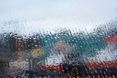 Rainy day by Simounet