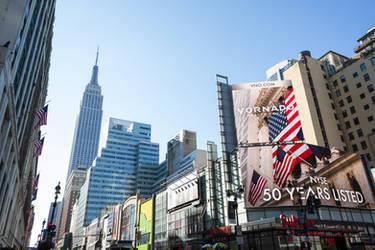 NYC #1 by Simounet