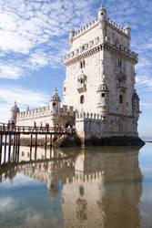 Torre de Belem by Simounet