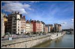 Lyon, ciudad colorada