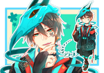ADOPTABLE  Blue Dragon 02 [CLOSED]