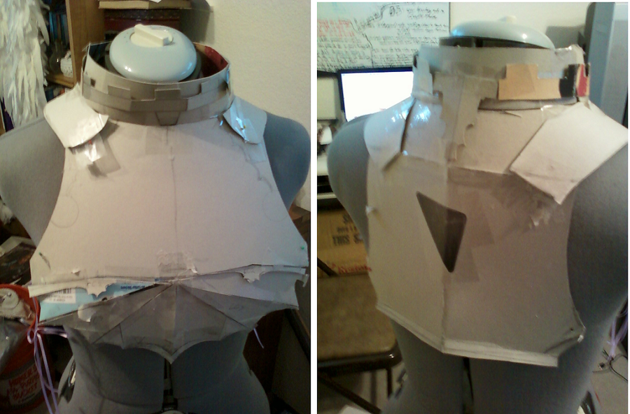 lightning link template - lightning breastplate template pattern by ouca on deviantart