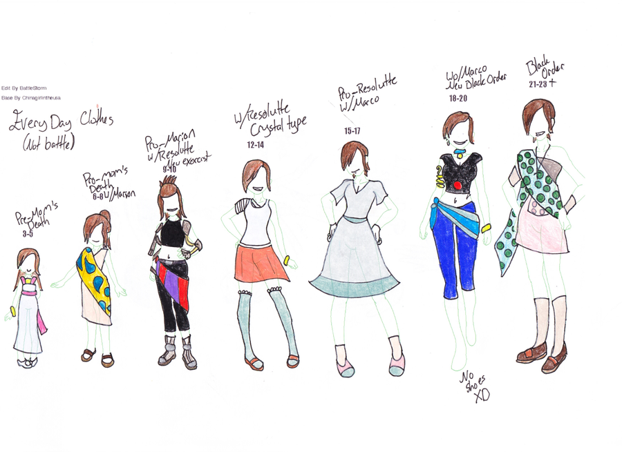 Oc designs clothing store