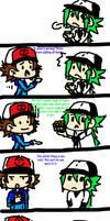 NTouya Short Comic by taikyu