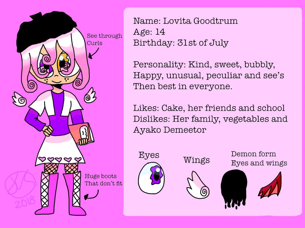 Lovita Goodtrum by MintPunky