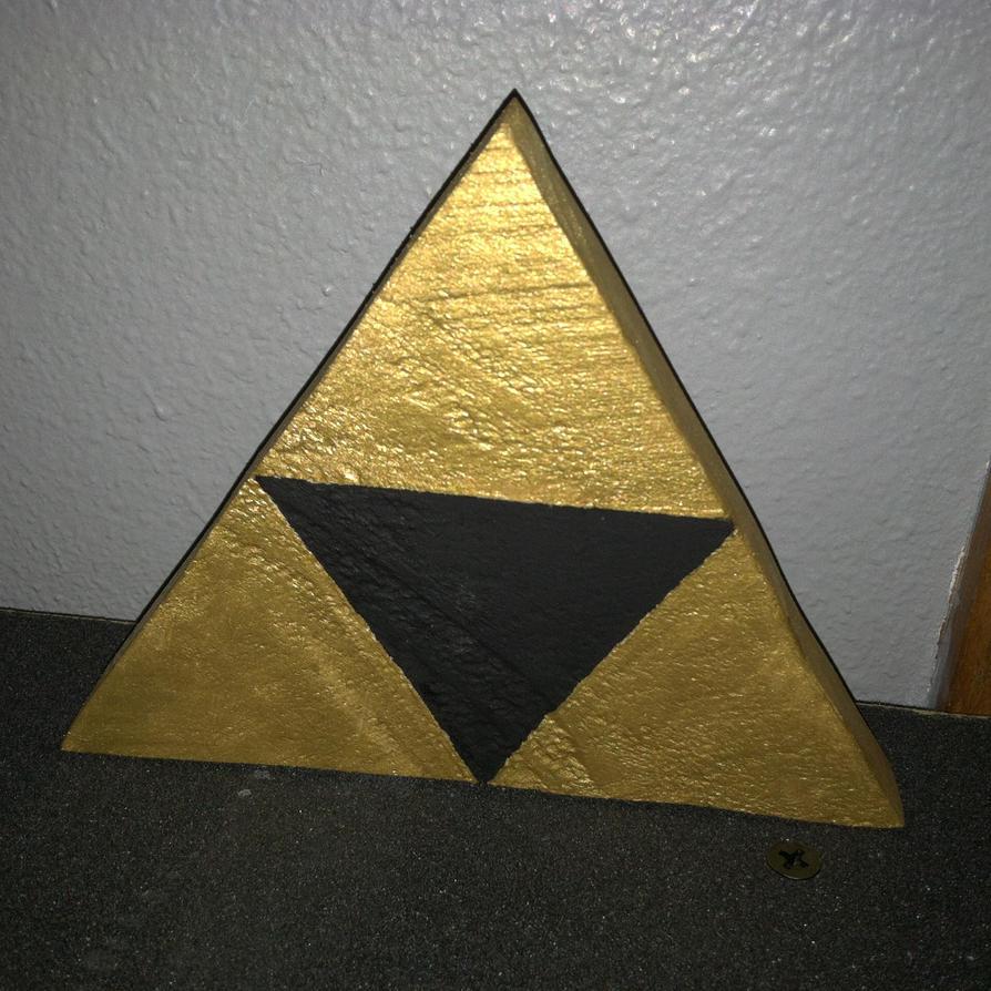 Legend of Zelda : Triforce by daghostz
