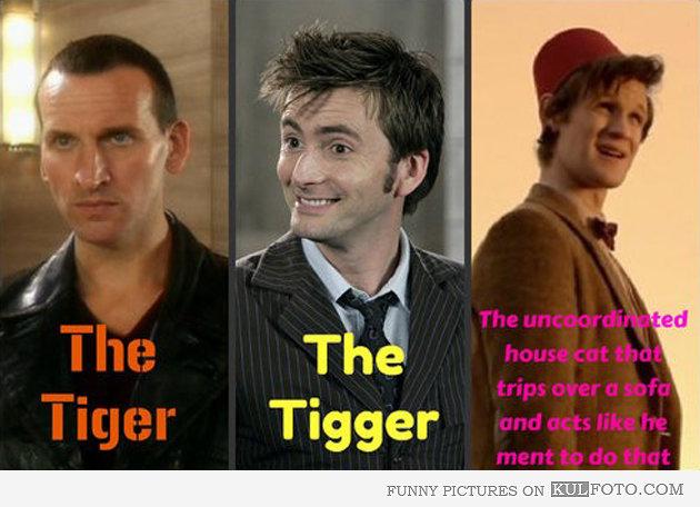 Doctor who by LinkofSkyloft17