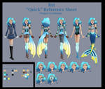 Rei *Quick* Reference Sheet (OUTDATED)
