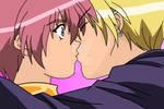 Shuichi X Yuki Kiss