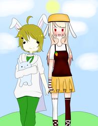 Collab con Saiko--chan