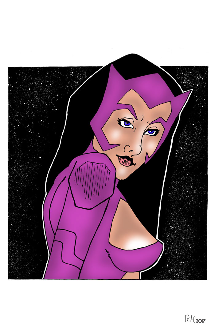 Star Sapphire by roryherman