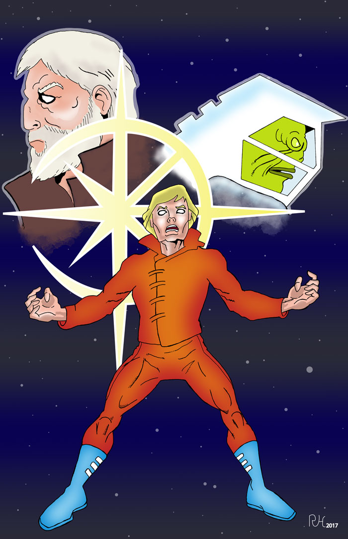 The Star-Brand by roryherman