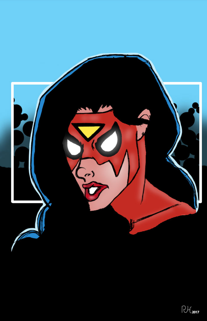 Spider-Woman 3 by roryherman