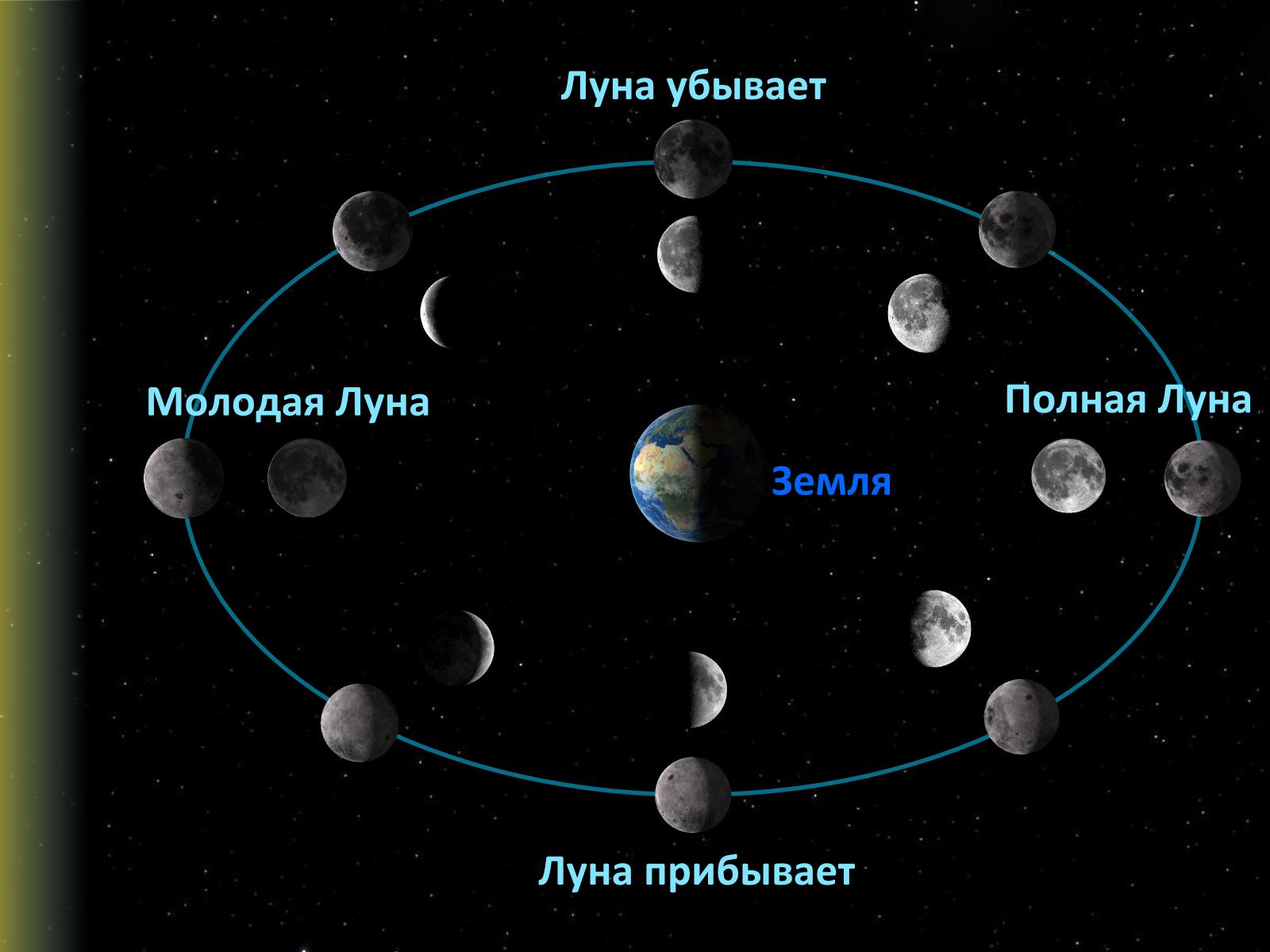 Phases of the Moon by VitaZheltyakov on DeviantArt