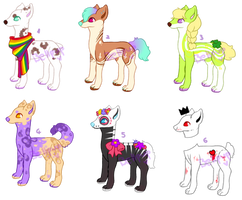 dog adopts (open) by bellpup