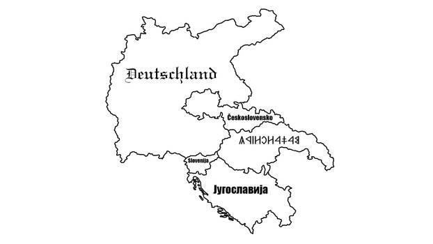 Balkanized Austria-Hungary