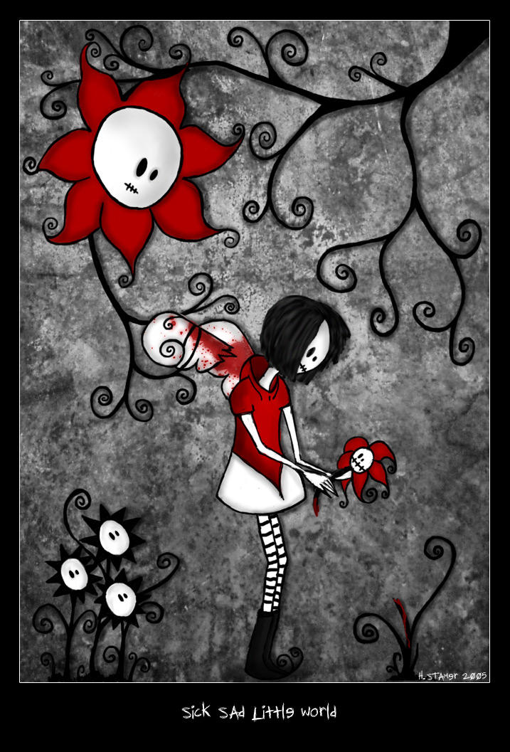 Sick.Sad.Little.World by ChaosTen