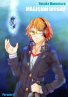 Magician arcana by MegumiHayase
