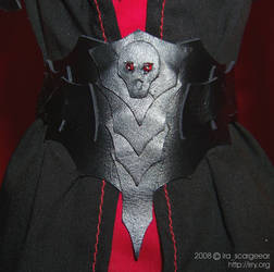 Necromancer - 06, belt by scargeear