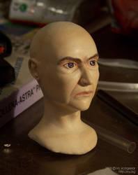 Necromancer - 08, head by scargeear