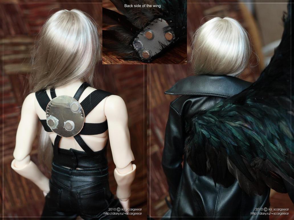Sephiroth Wing Sephiroth's...