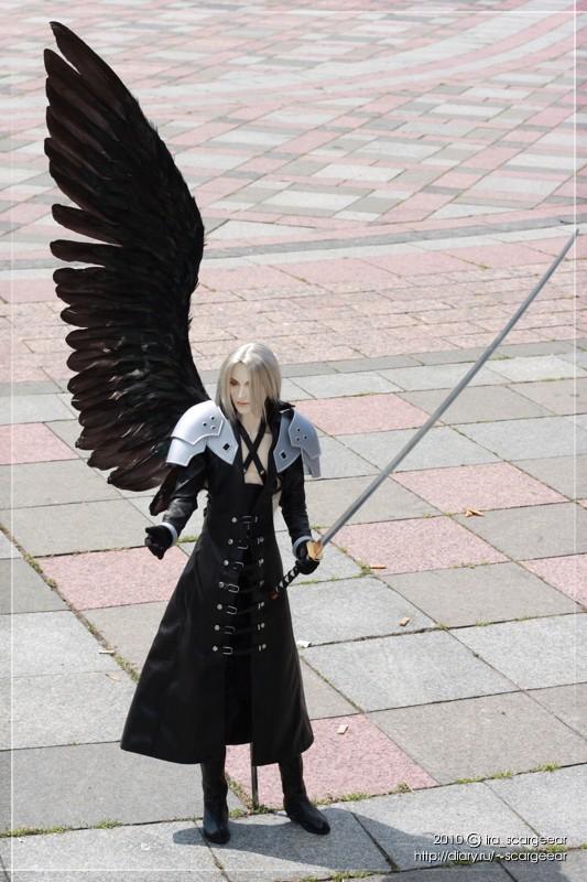 Sephiroth 06 by scargeear