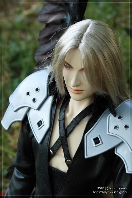 Sephiroth 07 by scargeear